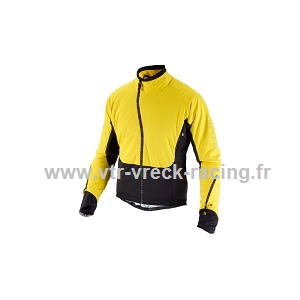 VESTE MAVIC CYCLONE THERMO JAUNE